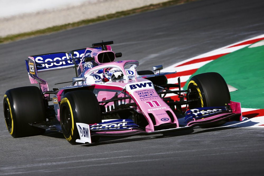 2019 Sergio Perez | Racing Point RP1 | 2019 Barcelona T1 D1 1 copy.jpg