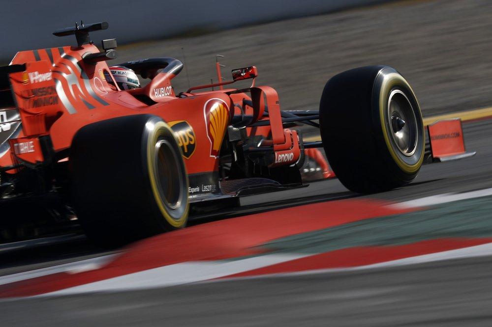 2019 Charles Leclerc | Ferrari SF90 | 2019 Barcelona T2 D3 4.jpg