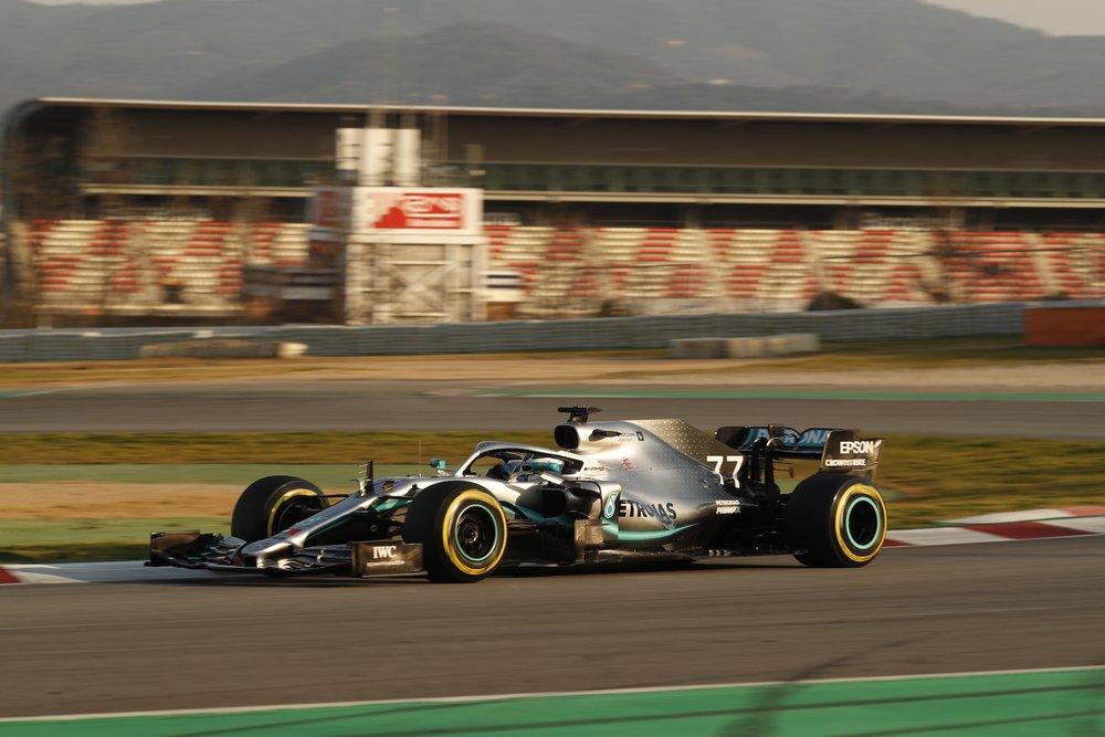 2019 Valtteri Bottas | Mercedes W10 | 2019 Barcelona T2 D3 2.JPG