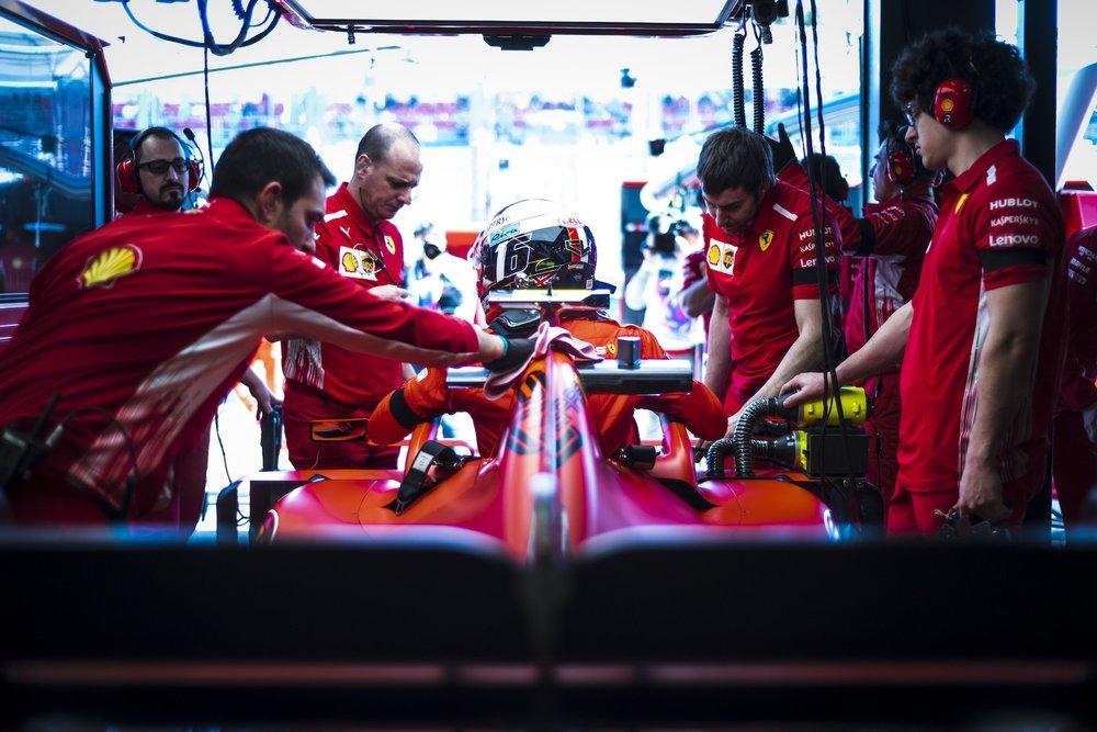 B 2019 Charles Leclerc | Ferrari SF90 | 2019 Australian GP FP2 1 copy.jpg