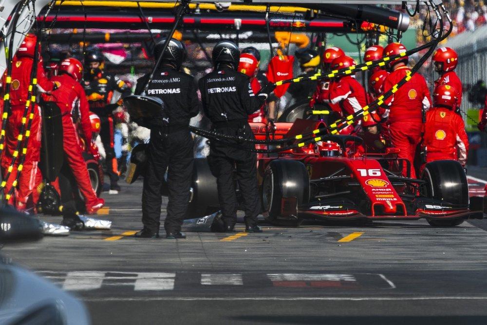 P 2019 Charles Leclerc | Ferrari SF90 | 2019 Australian GP P5 2 copy.jpg