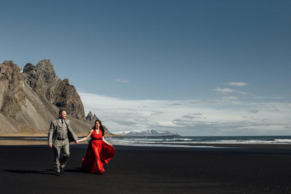 Maheux Studios Photography - destination wedding photographer - iceland elopement - iceland wedding photographer - colorado wedding photographer