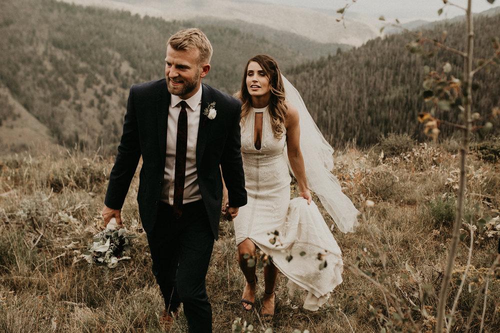Drew + Tyler - Granby Ranch, Colorado