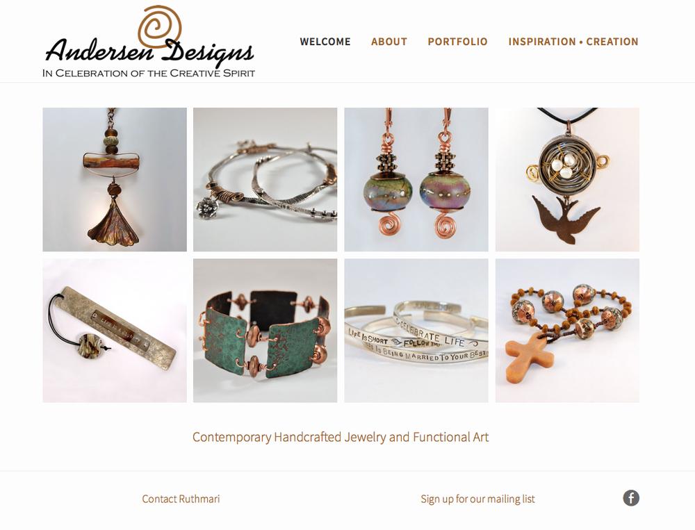 Andersen Designs • Ruthmari Andersen   AndersenDesignsStudio.com