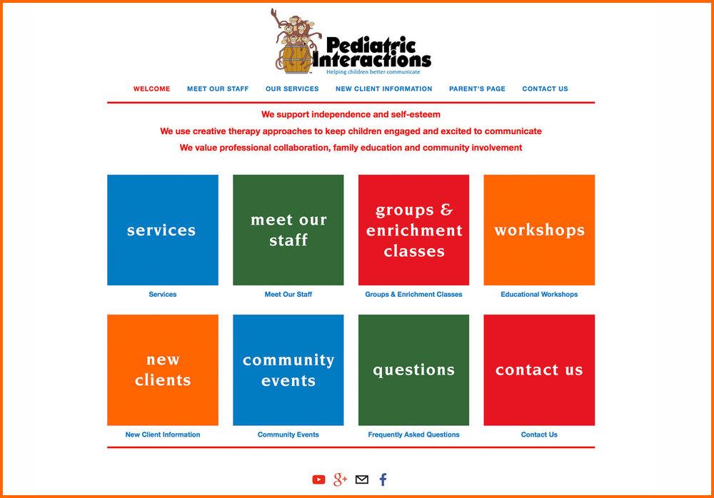 Pediatric Interactions • Sarah Rosten   PediatricInteractions.com