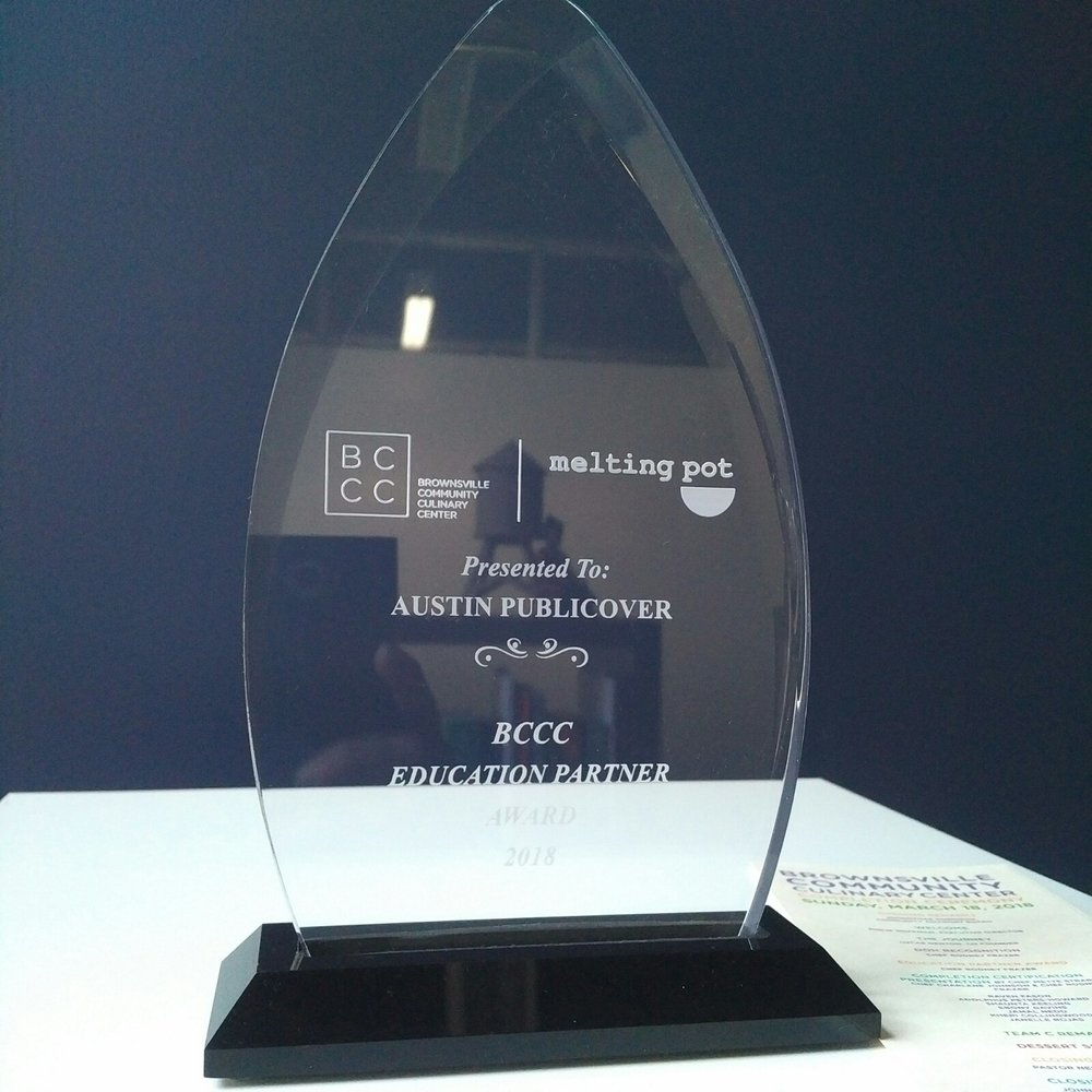 Education Partner award