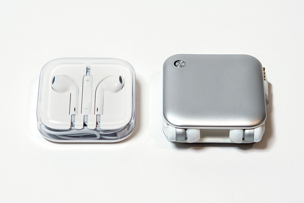 SPIN vs. Apple Headphone Case