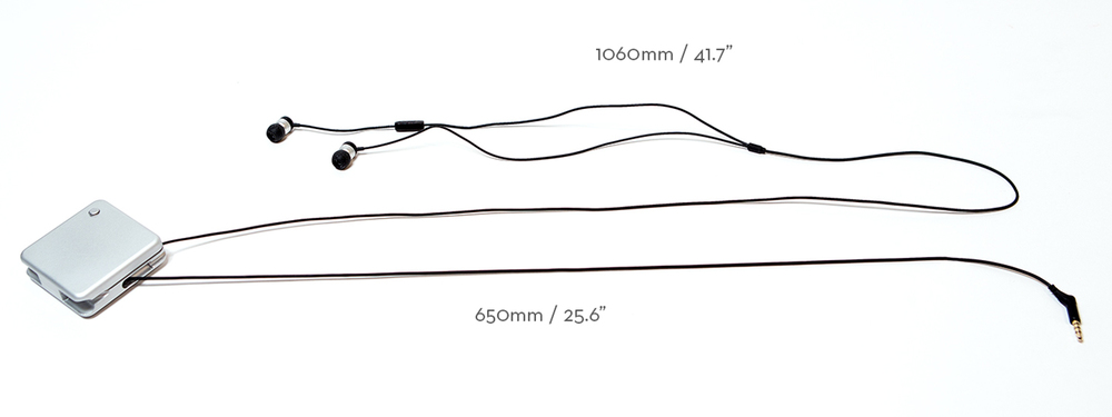 Cable Length (Prototype Shown)
