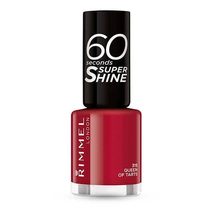 Rimmel 60 Second Super Shine is $5.95