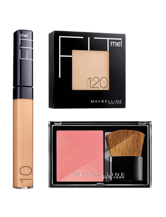Maybelline Fit Me Range is all under $14.95