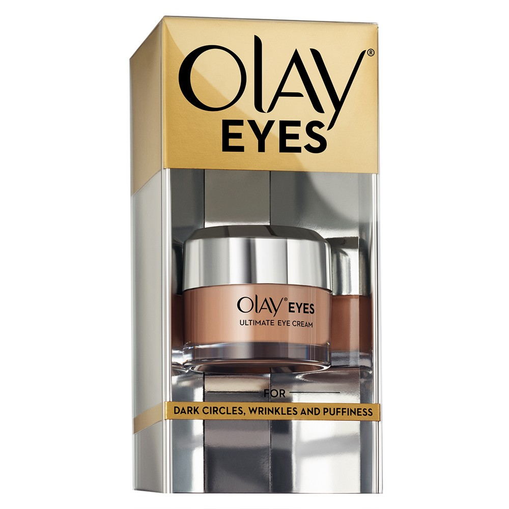 Olay Ultimate Eye Cream is $12.95