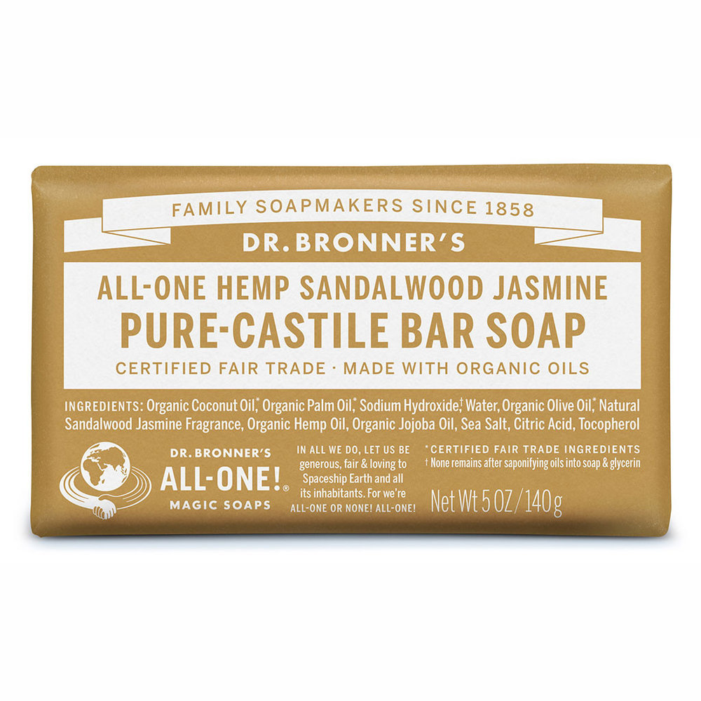 Dr. Bronner's Hand Soap is $4.95