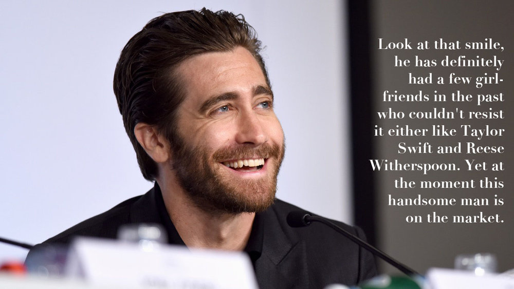 Jake Gyllenhaal, 37