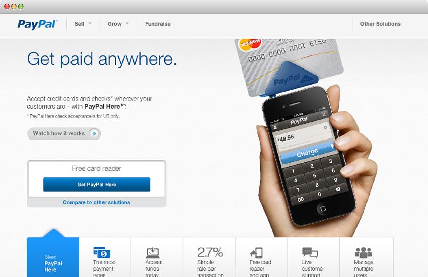 Paypal Rebrand