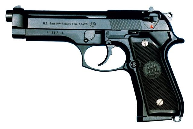 Beretta M9 (Wikipedia)