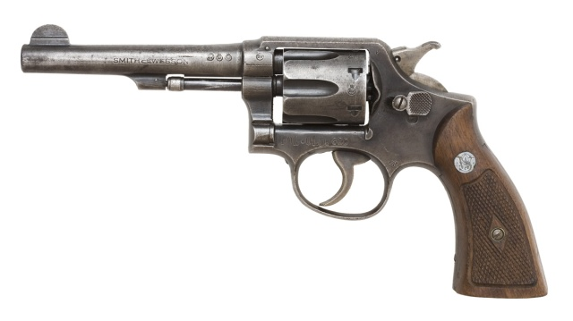 Smith & Wesson Model 10 (Wikipedia)