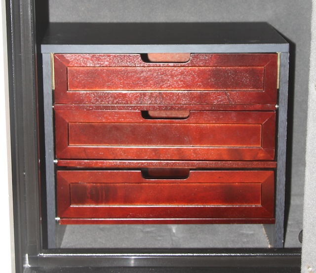 What Iu0027ve Done Is Essentially Build A Small Chest Of Drawers Inside My Gun  Safe.