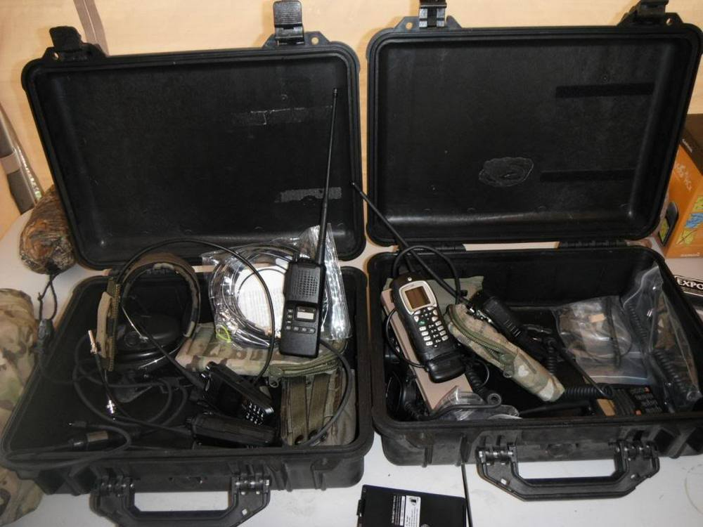 When searching for the best solution for small unit comms, you end up with the radio equivalent of the box of holsters that most serious shooters have.