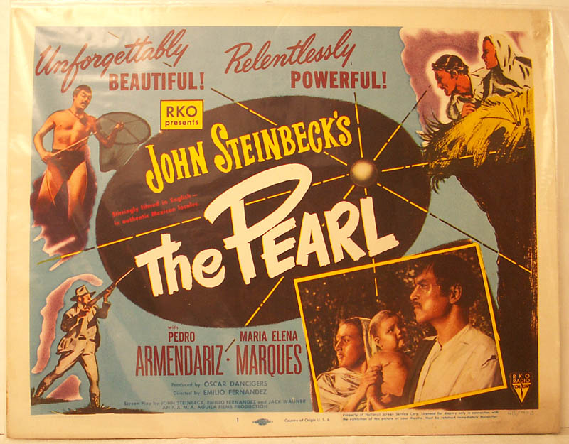 an analysis of the major characters in the pearl by john steinbeck