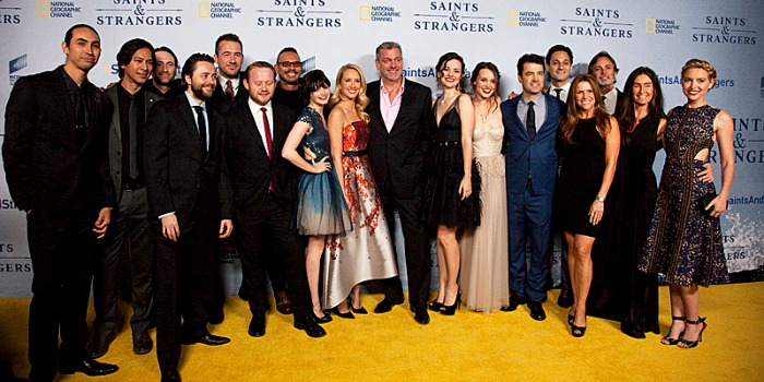 Cast of Saints & Strangers (1)