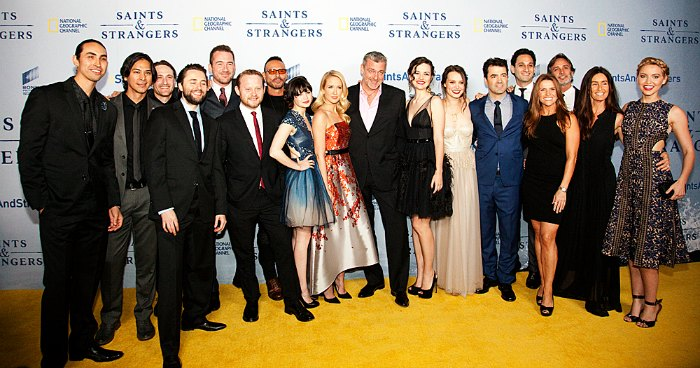 Cast of Saints & Strangers (2)