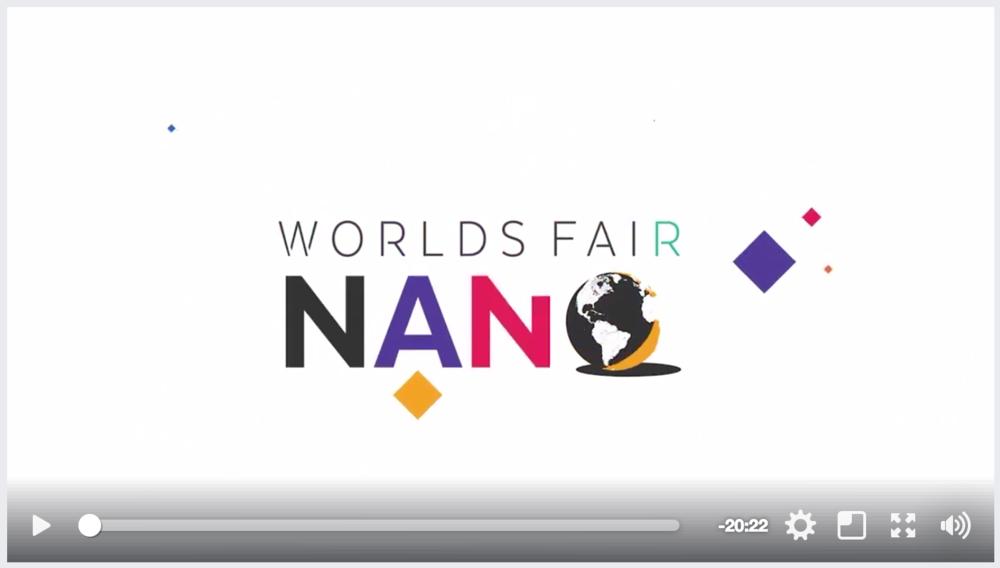 Worlds Fair Nano — Ben Larson