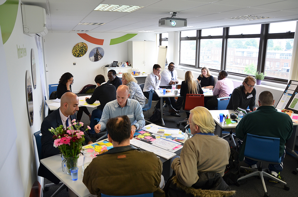 Workshop organised to validate ideas