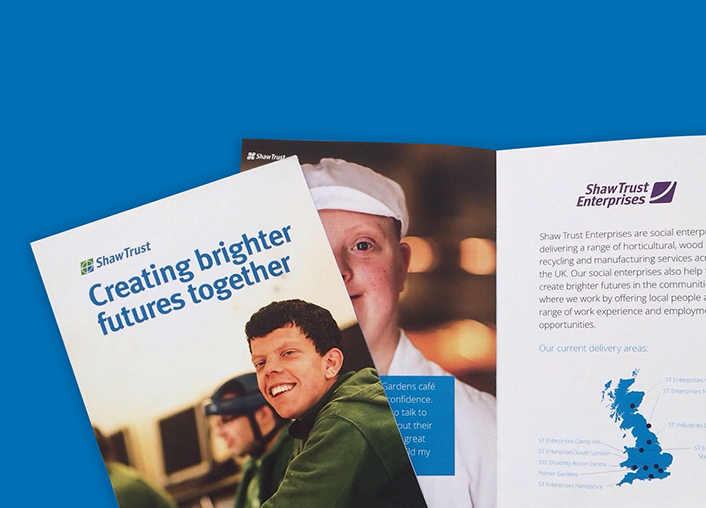 Bright Futures -  Service Design in Social Innovation | Client: Shaw Trust (UK Charity)