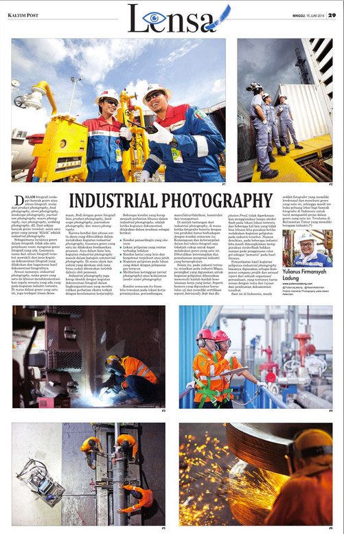 """Industrial Photography"""