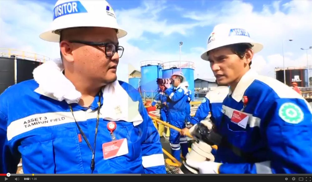 An industrial photography 101 on KLIK! KOMPAS TV for Oil & Gas industry. Together with Arbain Rambey and Bima Prasena. Click here to watch on YouTube. Video Copyright of KOMPAS TV. Full version.