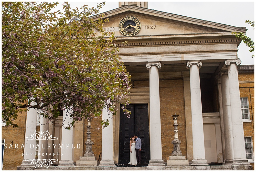 Asylum Wedding Photographer Peckham