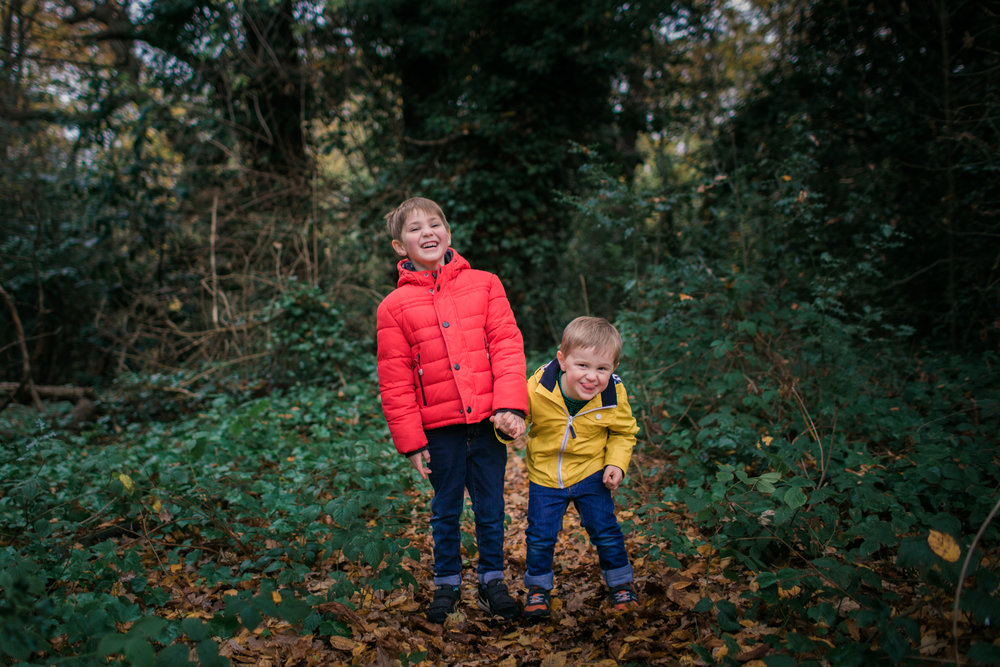 Natural Family Photographer, London