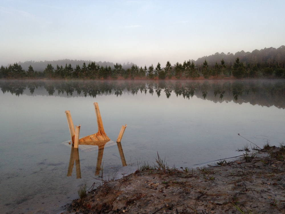 Pond Chair 1
