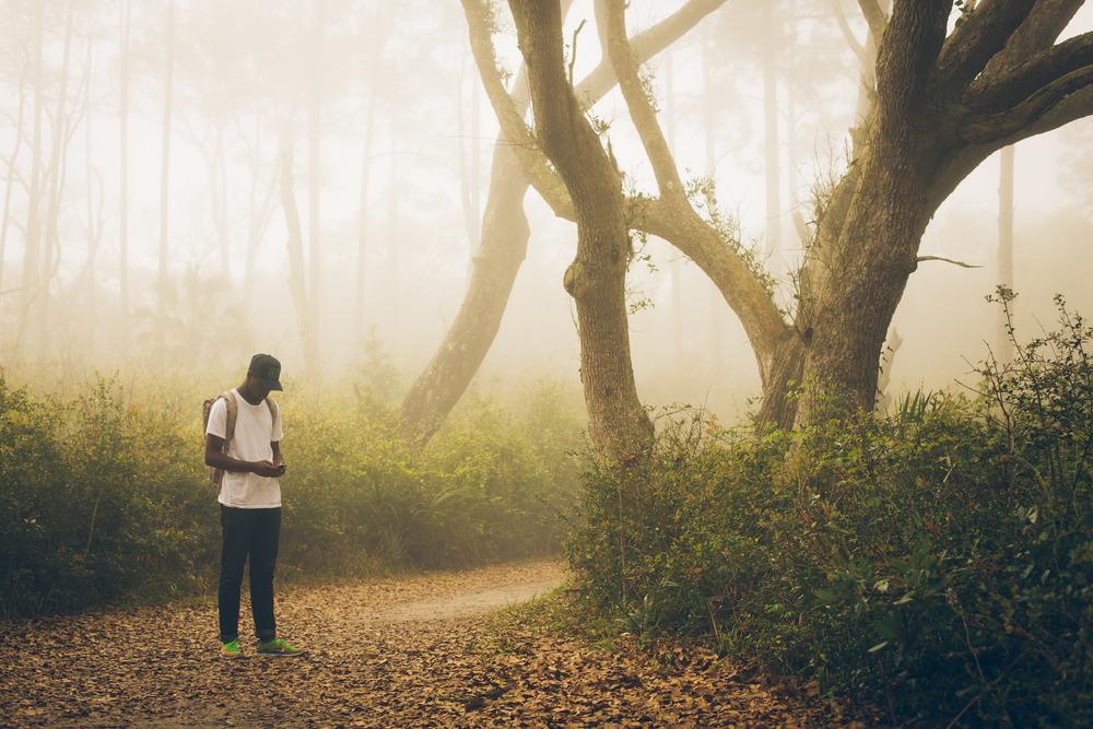 Malcolm - hazy trail