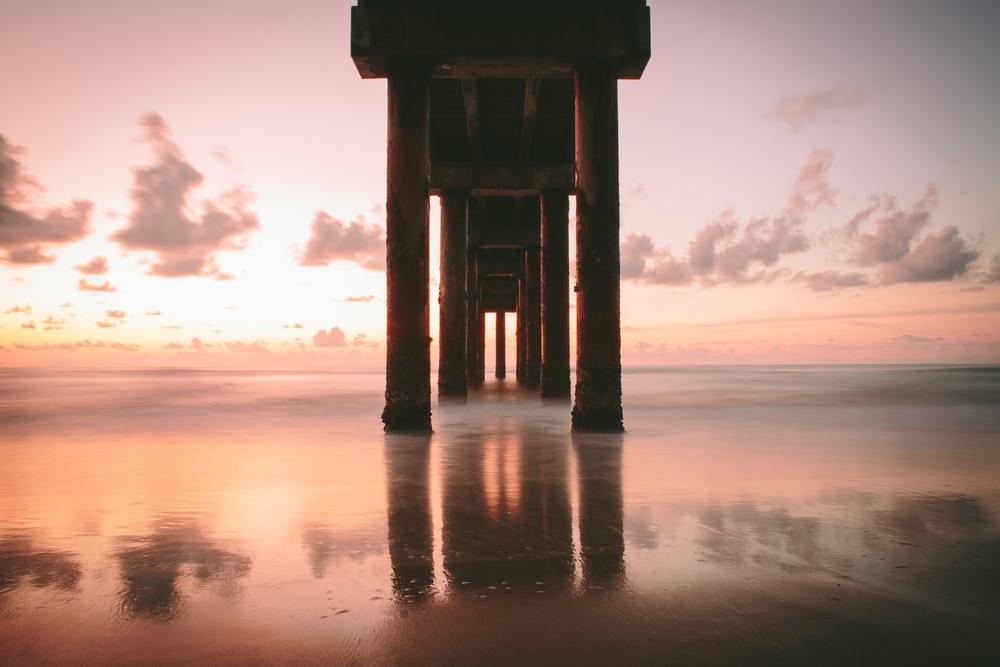 St. Augustine Beach Pier, Florida