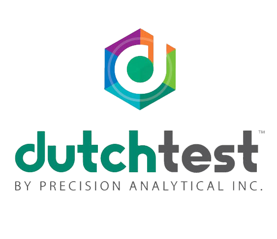Dutch - The DUTCH test, offered through Precision Analytical, allows our patients to easily send the kit from the comfort of their own home in order to test dried urine for hormone levels and metabolism of these hormones.