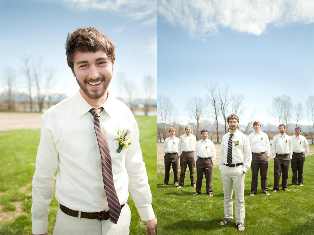 groom goodness