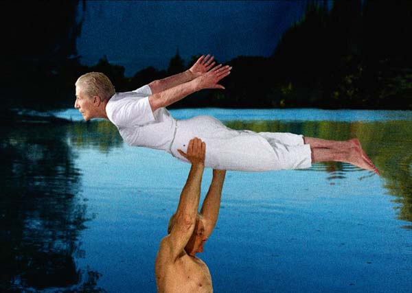 """Dirty Dancing"" – Johann Liedtke (92) and Marianne Pape (79)"