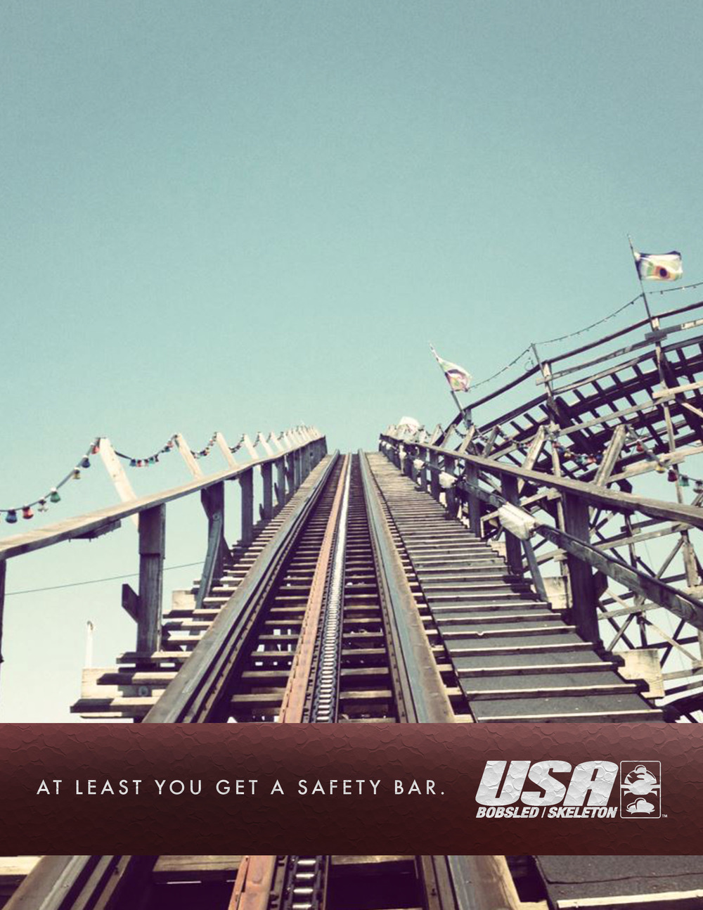 AMBIENT: Roller coaster safety bar