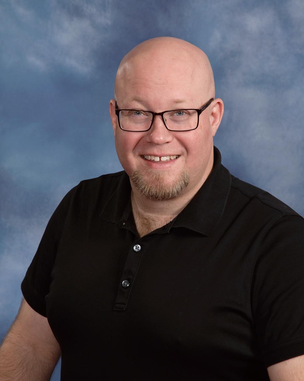 Pastor Craig Moock