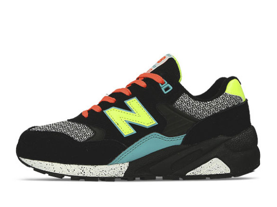 New balance elite edition 580 wanted pack running shoe mt580mbk black.