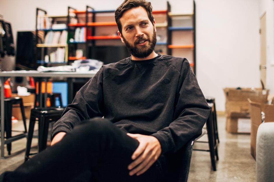 Patrick Hill (Designer of Public Label & The Hundreds)