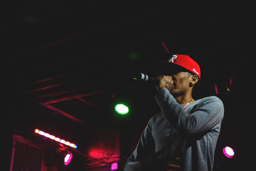 Headlining act Lil Ripp - @RippMKF