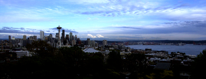 View from Kerry Park