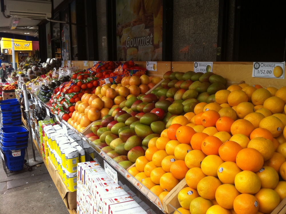 We've always got fruit and vegetable and grocery specials. Stop by and see