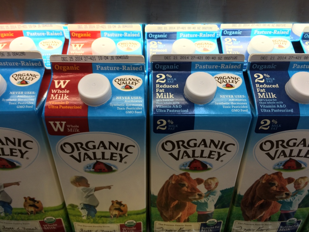 Organic Valley Milk