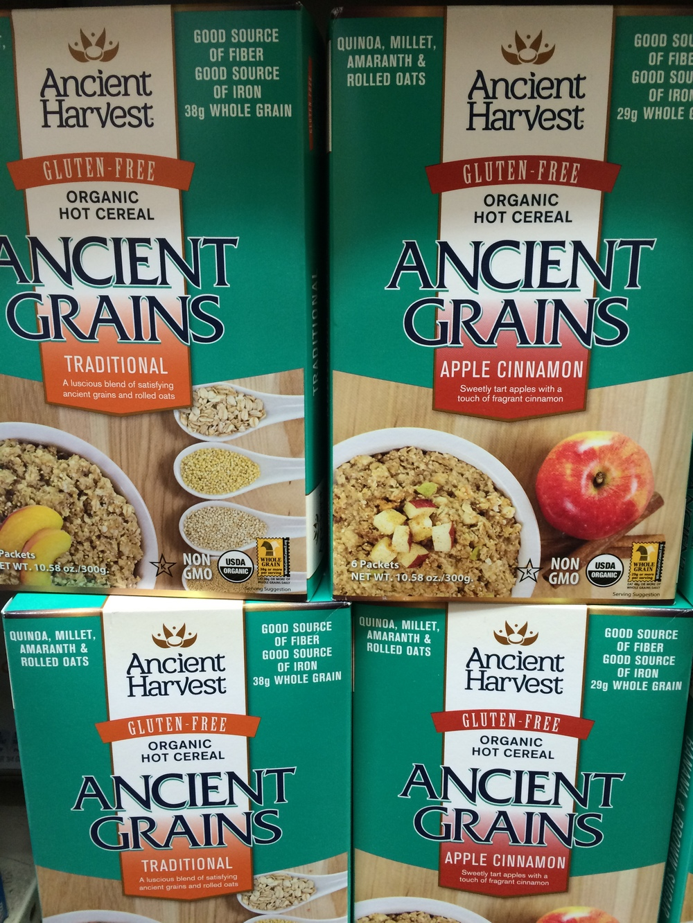 Ancient Harvest Gluten Free Cereal