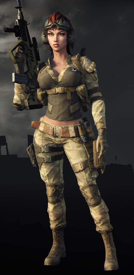 Crytek was unusually frank about their double-standard for the Warface skins.
