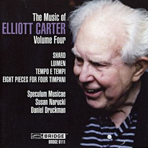 Elliott Carter | Tempo e Tempi