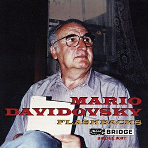 Mario Davidovsky | Romancero